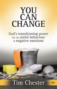 The cover of Tim Chester, You Can Change (June, 2008)