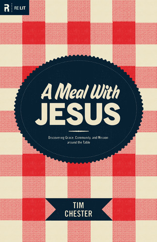 A Meal With Jesus Proposed Cover